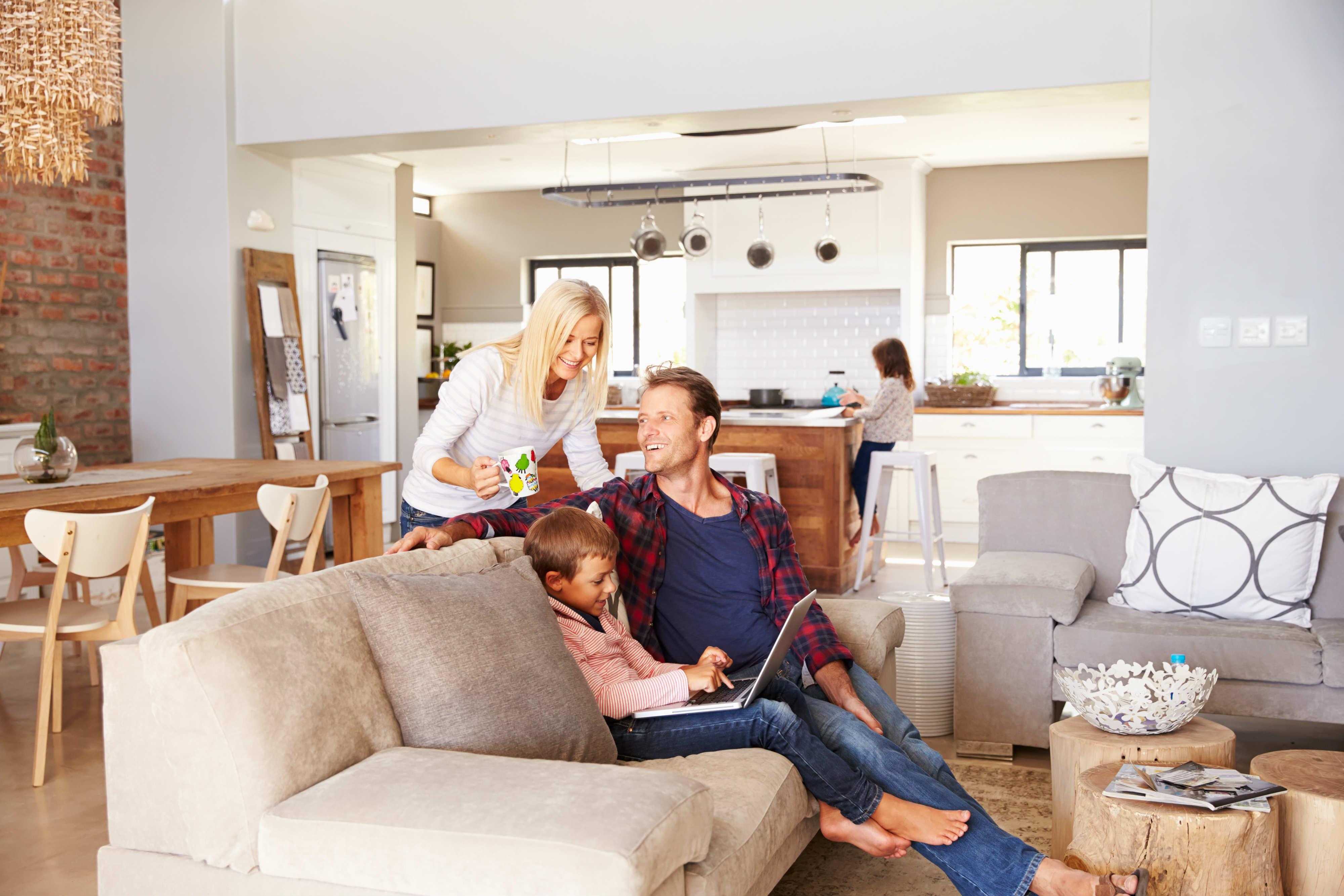 come rendere sana e sicura la casa