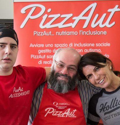 PizzAut, la pizzeria gestita da ragazzi autistici. Niente fretta, e alta qualità