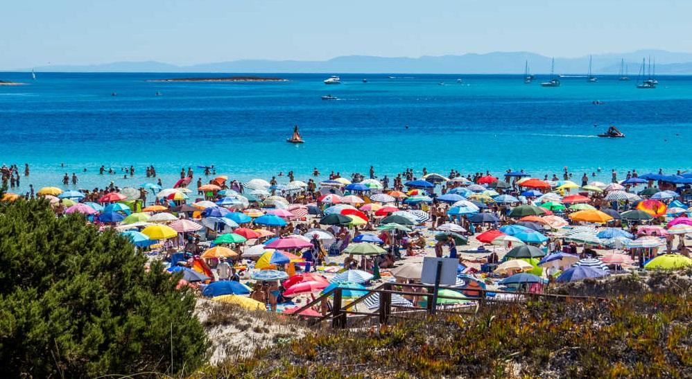 divieto asciugamani in spiaggia