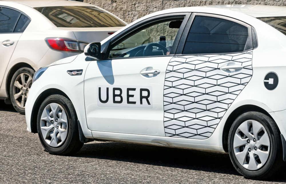 auto uber senza guidatore
