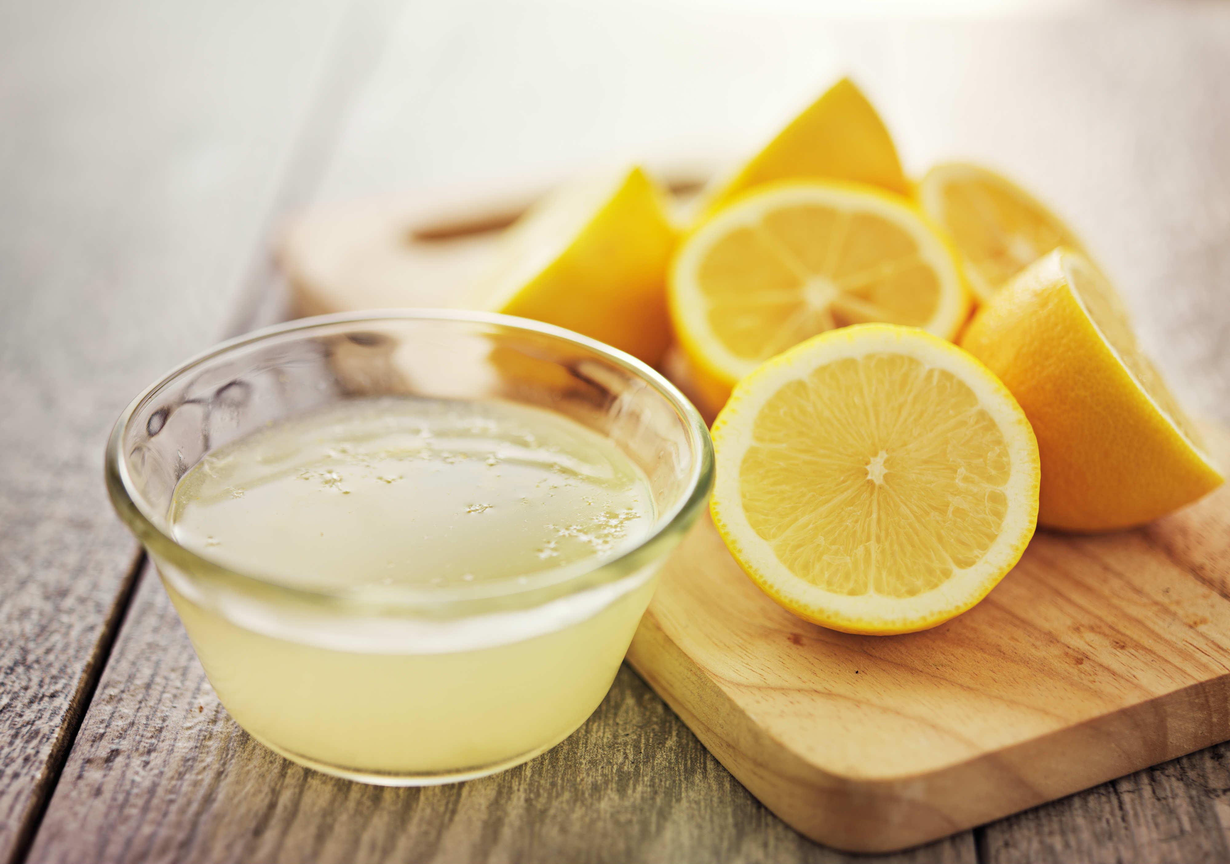 proprietà e benefici del limone