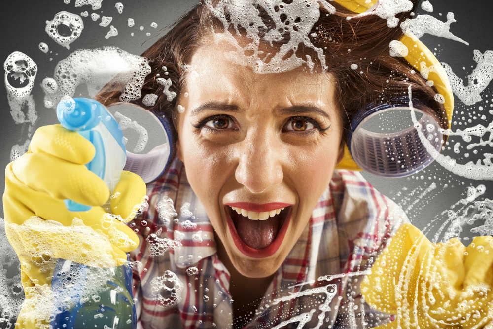 5 errori da evitare pulizie