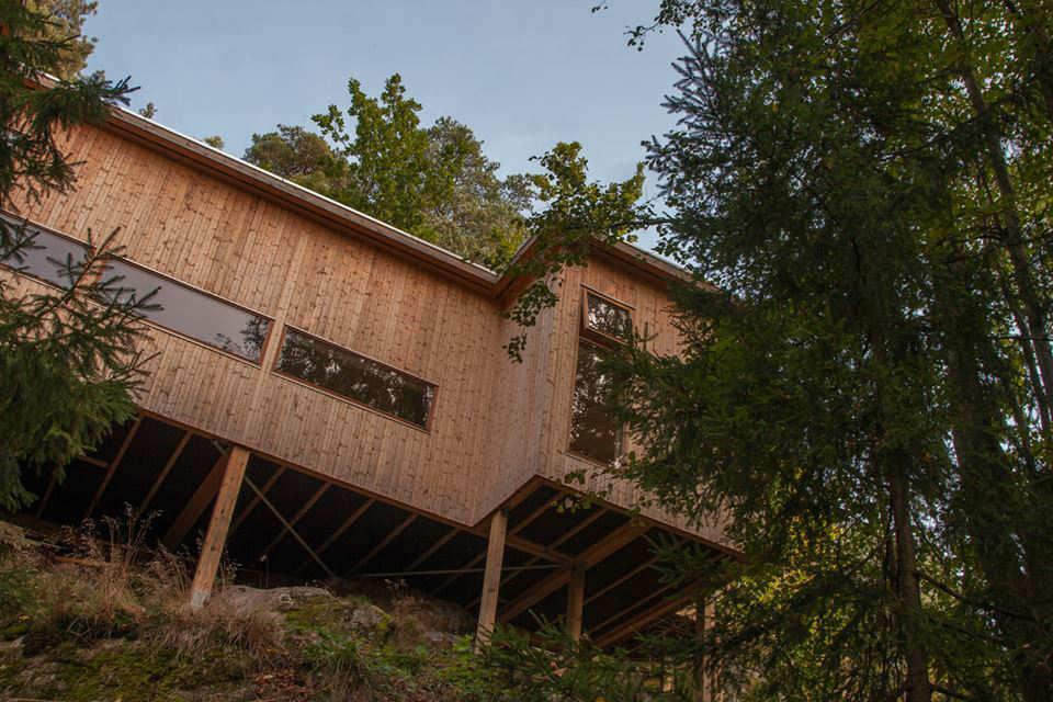 casa biologica norvegia