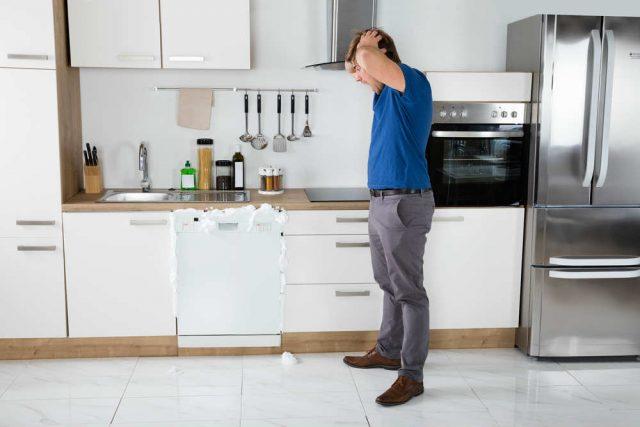 come riparare la lavastoviglie fai da te
