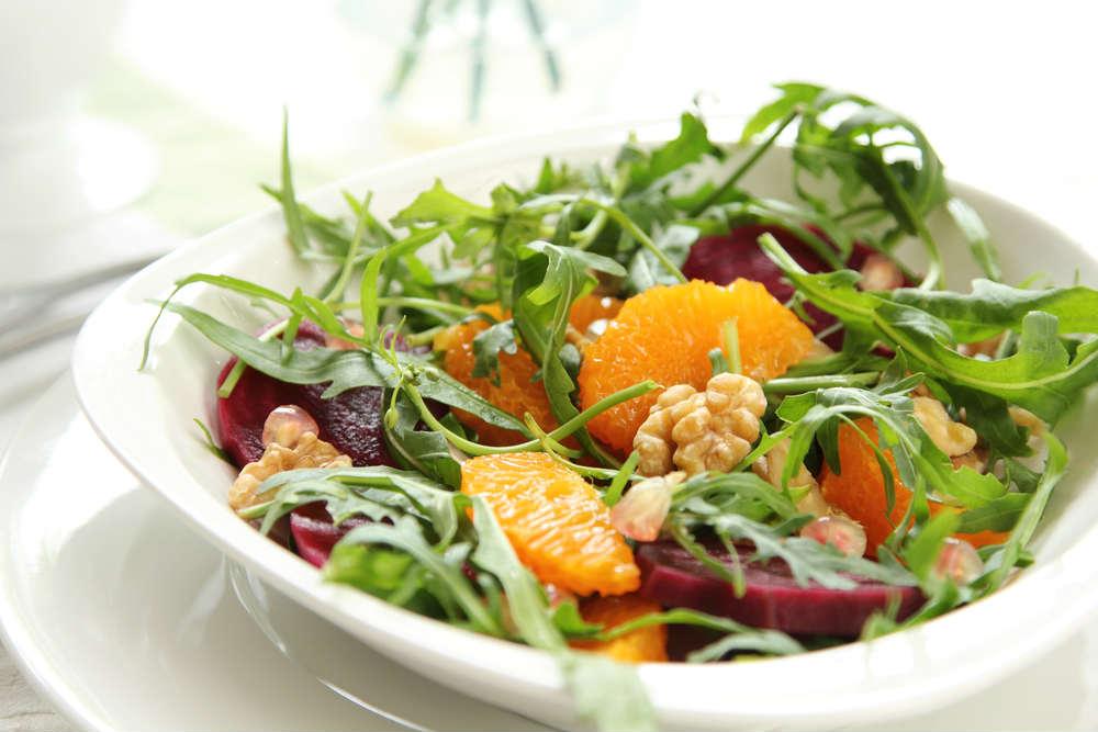 ricetta insalata di agrumi