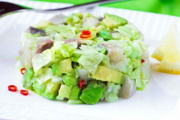 ricetta tartare di avocado