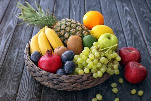 come fare maturare la frutta