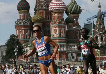 la maratoneta valeria atleta senza milza