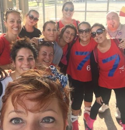 Il mio campo libero, le donne carcerate in tutta Italia scoprono la pallavolo. Per rompere l'isolamento. E avvicinarsi a una vita normale (foto)