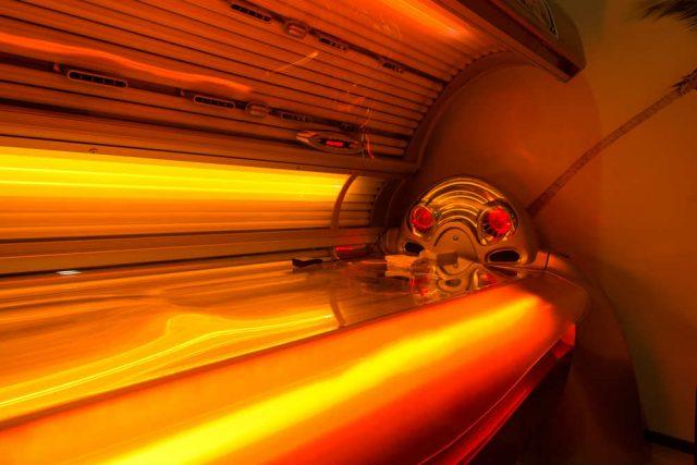 pericoli dei lettini solari