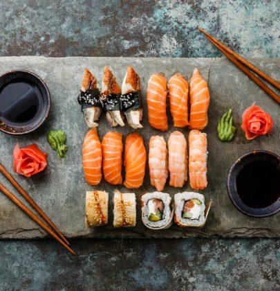 Come si mangia il sushi e i vari tipi di questa specialità della cucina giapponese