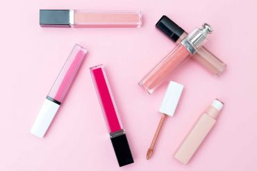 lip gloss fatto in casa