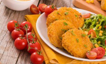 ricetta frittelle di polenta