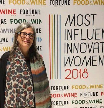 Produttrice di biomateriali, Daniela Ducato è l'imprenditrice italiana più innovativa