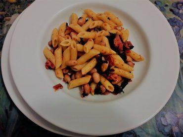 ricetta pasta al cavolo riccio