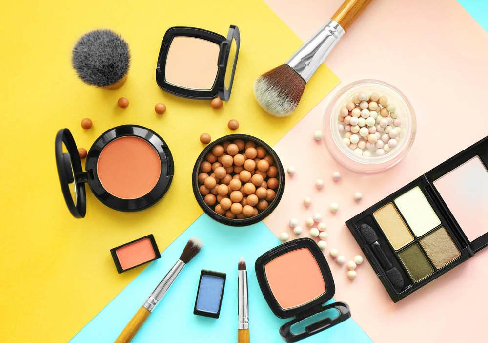 etichette dei cosmetici