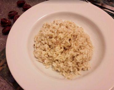 ricetta risotto alle spezie