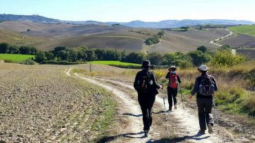 trekking al femminile