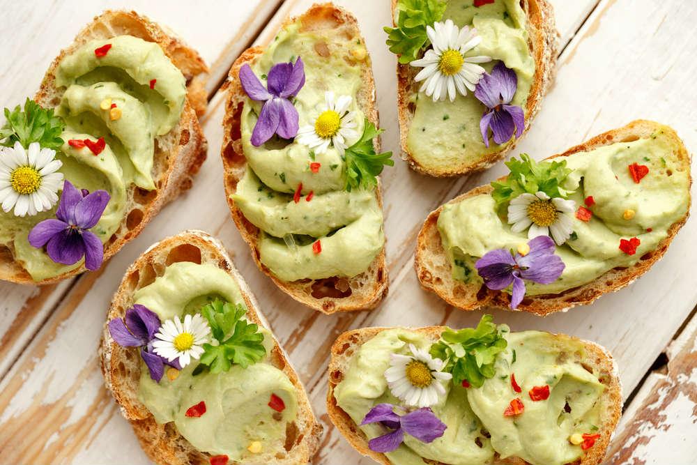 quali sono i fiori da mangiare