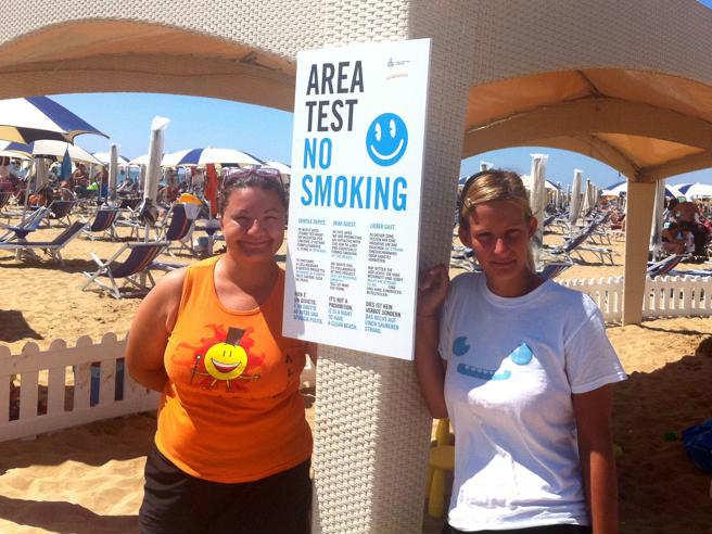 spiagge smoke free