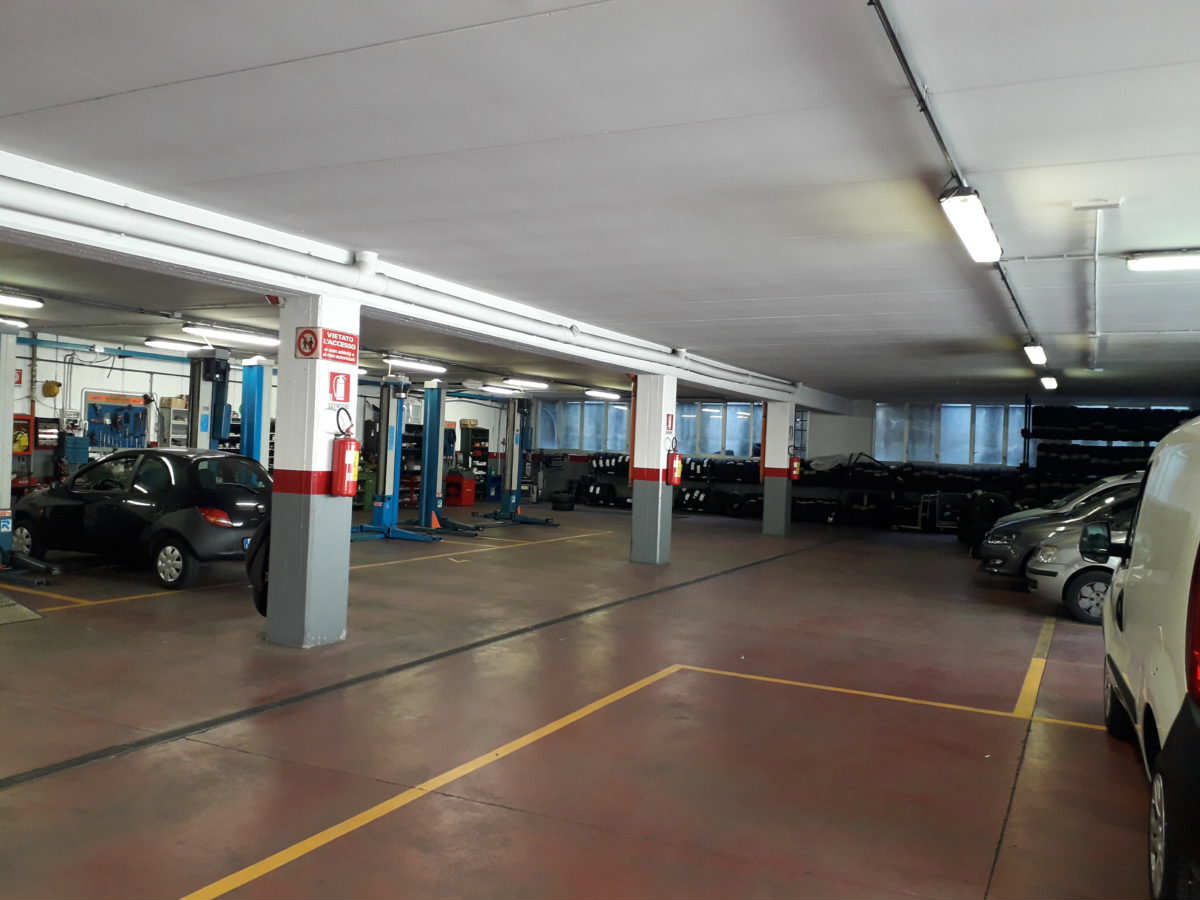 garage solidale