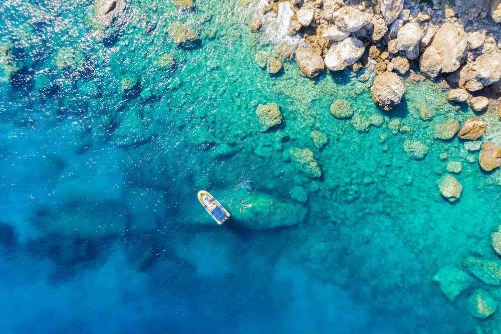 riscaldamento global mar mediterraneo