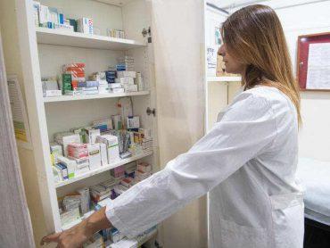 farmacia di strada