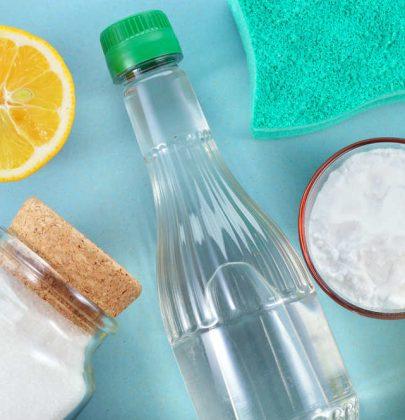 Detersivi fai da te con l'aceto: una soluzione efficace ed economica per igienizzare la casa