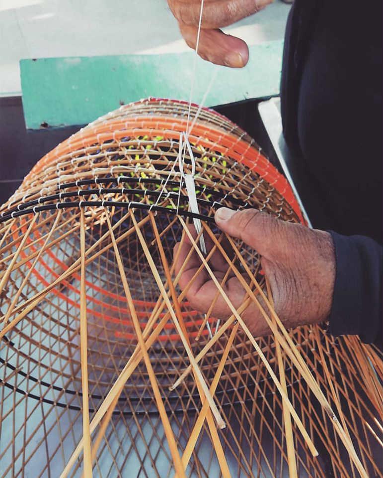 nasse da pesca ecosostenibili