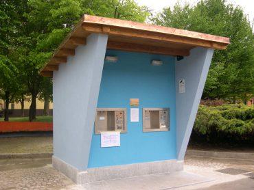 casette dell'acqua pubblica