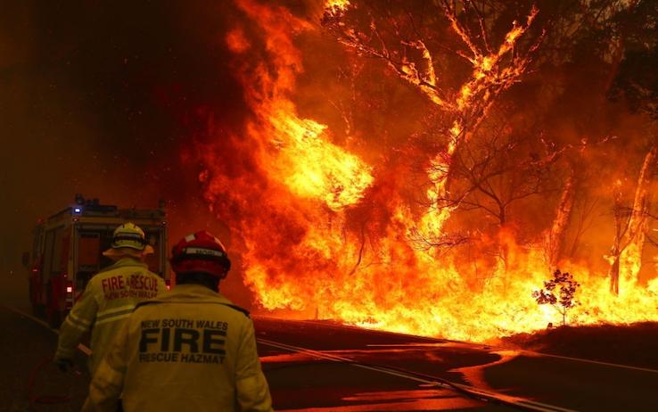 CAMBIAMENTI CLIMATICI EFFETTI SULL'ECONOMIA