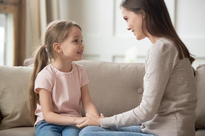 come parlare con i bambini piccoli
