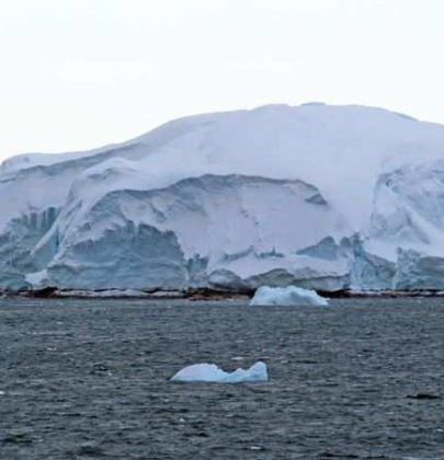 Antartide: i ghiacci si sciolgono e compare una nuova isola