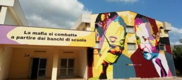 street art contro la mafia