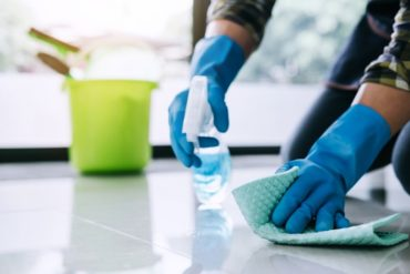 coronavirus come pulire casa