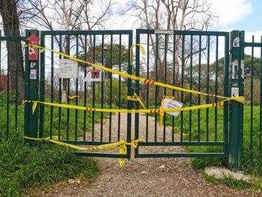 coronavirus riapertura parchi e giardini