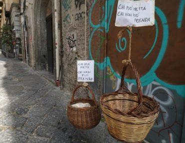 spesa sospesa in italia