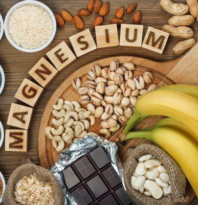 Magnesio, i benefici per la salute. Fissa il calcio nelle ossa e regola il ritmo cardiaco
