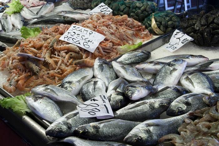 come si compra il pesce