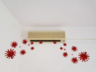 coronavirus aria condizionata
