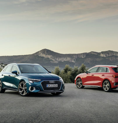 Audi A3 Sportback, l'auto super tecnologica. Più sicurezza, più risparmi e meno sprechi