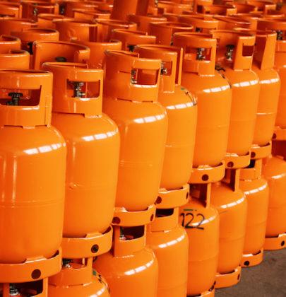 Bombole a gas, come usarle in sicurezza. Sempre collocate all'aperto e su una superfice piana