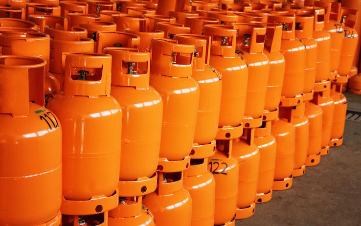 RIFORNITORI AUTORIZZATI BOMBOLE GAS