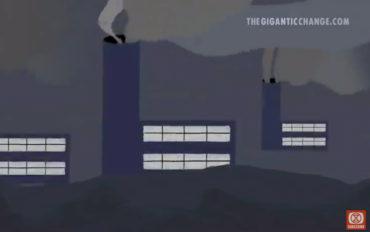 CARTONE ANIMATO EXTINCTION REBELLION