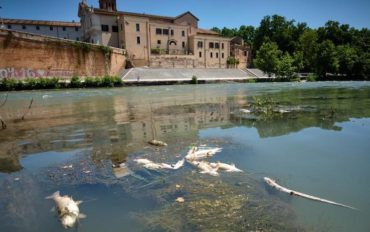 fiume tevere roma