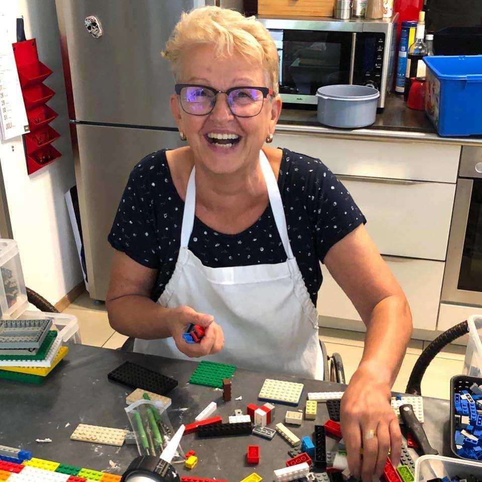 la nonna dei lego