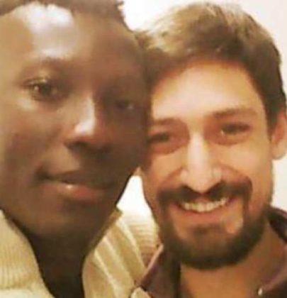 Joseph: dalla Nigeria al Chianti per fare il giardiniere. Grazie all'aiuto di un amico inaspettato