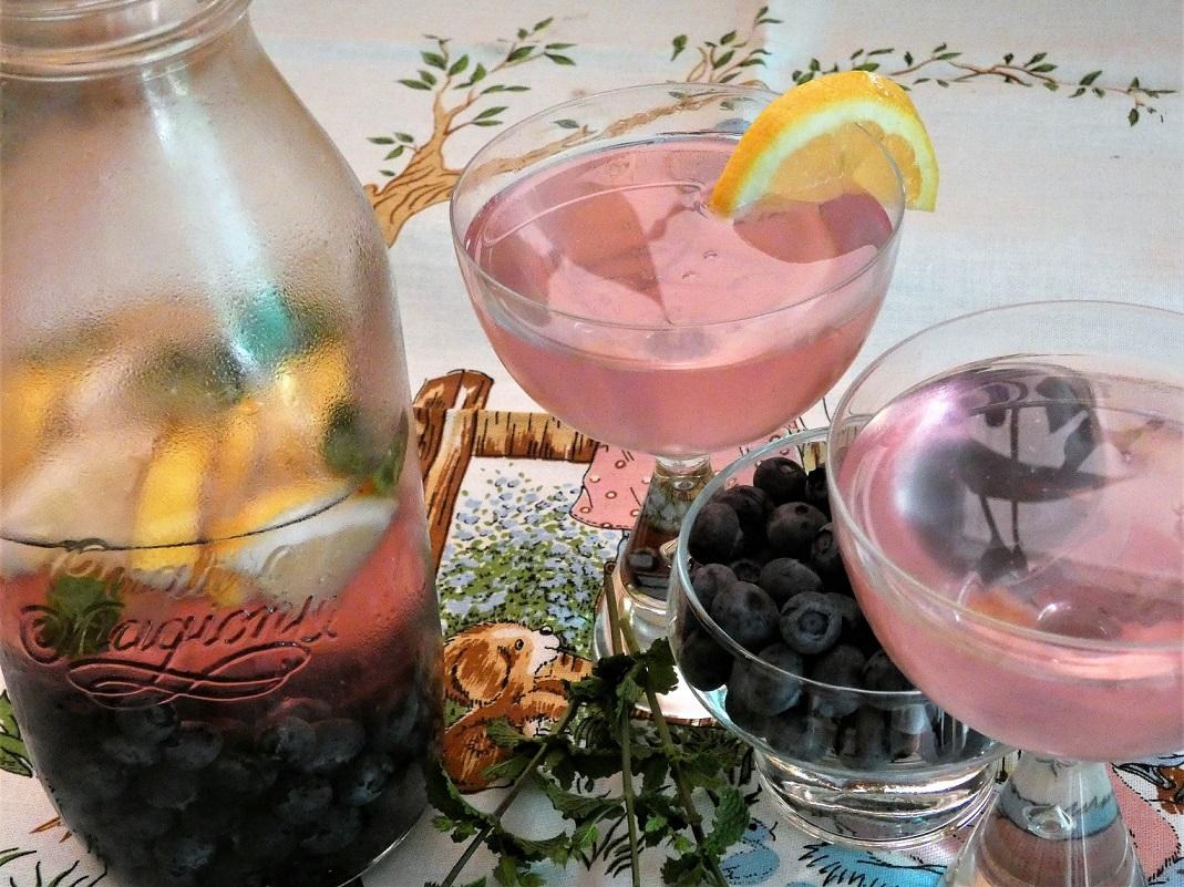 ricetta bevanda ai mirtilli
