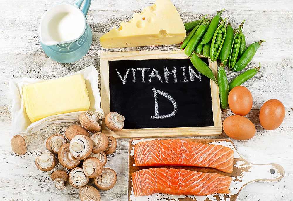 Vitamina D: benefici