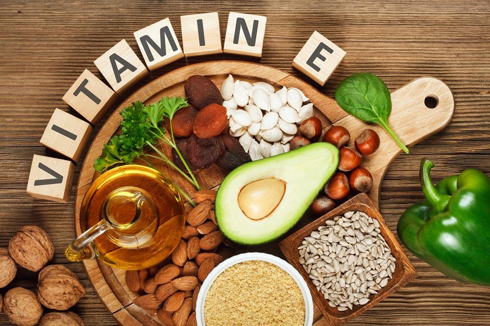 benefici della vitamina E